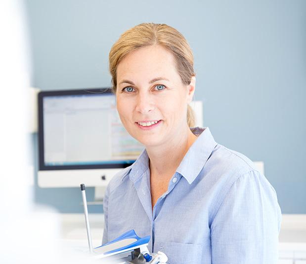 Zahnärztin Dr. med. dent. Sonja Busche