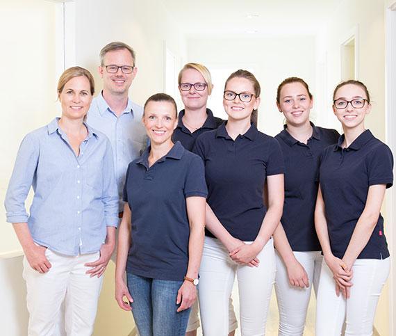 Praxis Dr. Busche Team